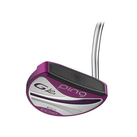 Golf Putter G Le2 Echo made by Ping Golf