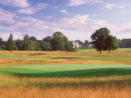 Overview of golf course named Carton House Golf Club - The Montgomerie Course