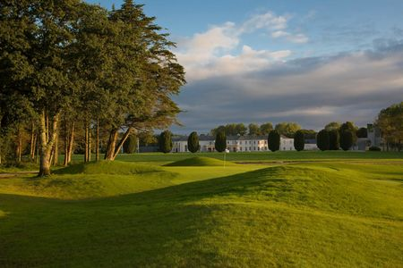 Overview of golf course named Castlemartyr Golf Club
