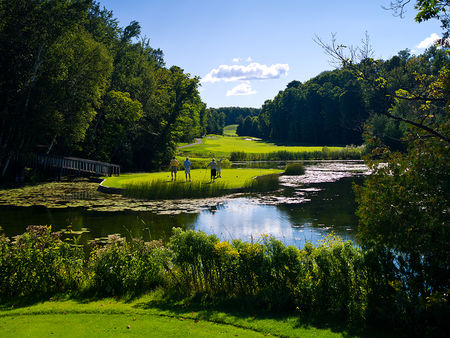 Overview of golf course named Treetops Resort - Masterpiece Course