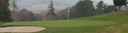 Gilroy Golf Course Cover Picture