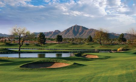 Asu Karsten Golf Course Cover Picture