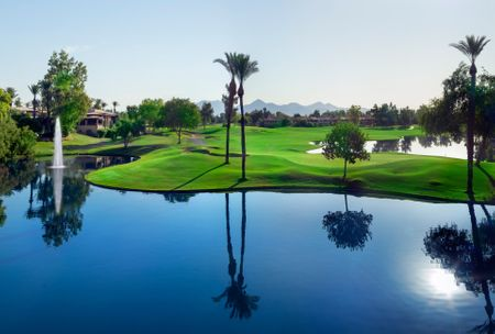 Gainley Ranch Golf Club - Lakes Course Cover Picture
