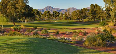 McCormick Ranch Golf Club - The Pine Course Cover Picture