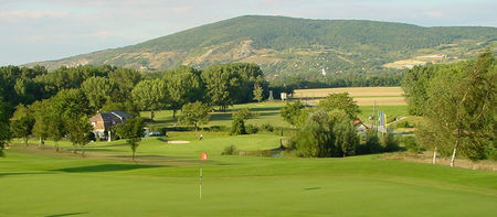 Overview of golf course named Golf Club Hainburg