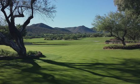 Overview of golf course named Rancho Manana Golf Club