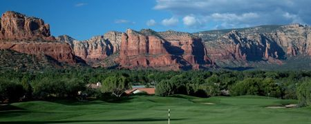 Sedona Golf Resort Cover Picture