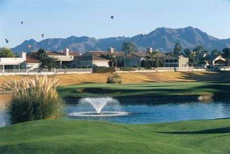 Starfire Golf Club - The Hawk Course Cover Picture