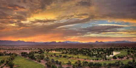 Overview of golf course named Talking Stick Golf Club - Piipaash Course