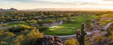 The Phoenician Golf Club Cover Picture