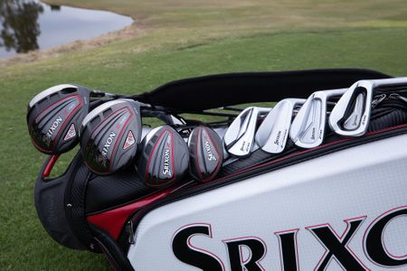 Srixon Golf Cover Picture