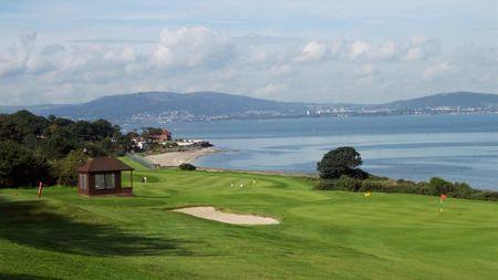 Royal Belfast Golf Club Cover