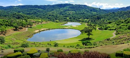 Overview of golf course named El Encanto Villas and Golf