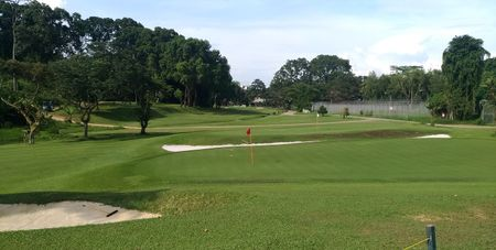 The Changi Golf Club Cover Picture