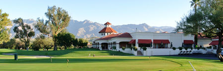 Overview of golf course named Tucson Country Club