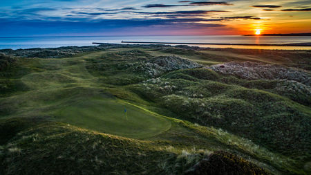 Overview of golf course named Castlerock Golf Club - Mussenden Course