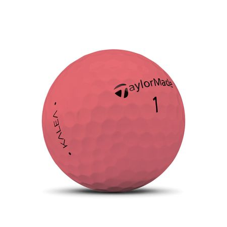 Ball Kalea Matte Peach TaylorMade Golf Picture