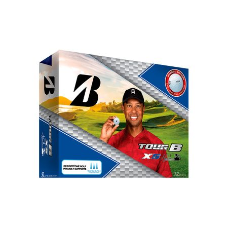 Golf Ball Tour B XS - TW Edition made by Bridgestone