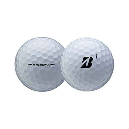 Golf Ball e12 Soft made by Bridgestone