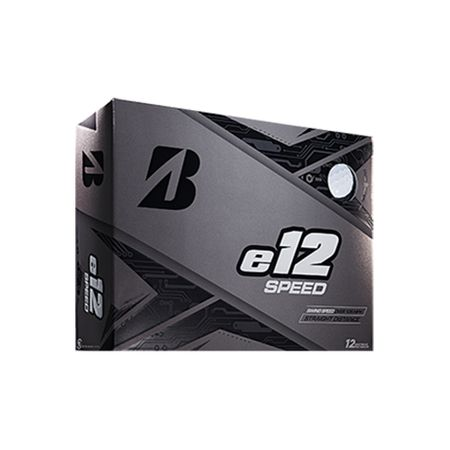 Golf Ball e12 Speed made by Bridgestone