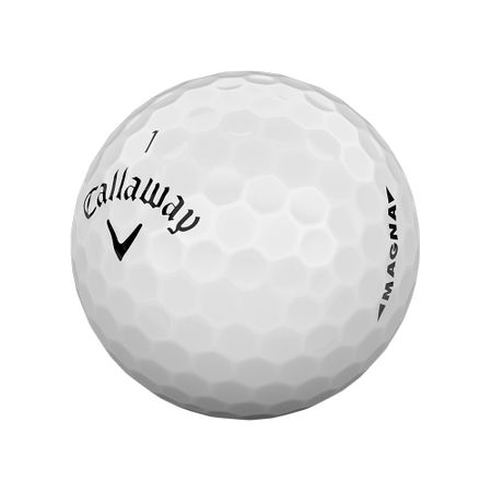 Golf Ball Supersoft Magna made by Callaway Golf