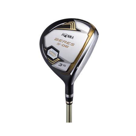 Golf Fairway Wood Beres S-06 2-Star made by Honma