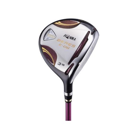Golf Fairway Wood Beres Ladies E-06 2-Star made by Honma Golf