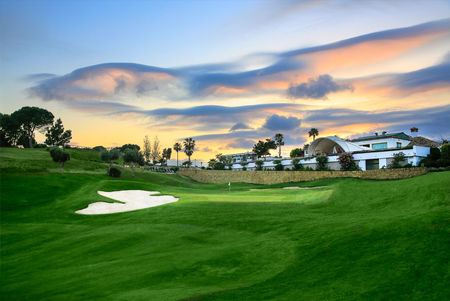 Overview of golf course named La Cala Resort - Asia Course