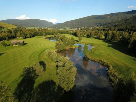 Overview of golf course named Golfclub Lungau