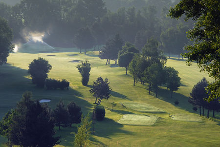 Overview of golf course named Golfclub Maria Theresia