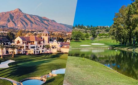 Hosting golf course for the event: 2019 Marbella Pro-Am presented by Golf Escapes