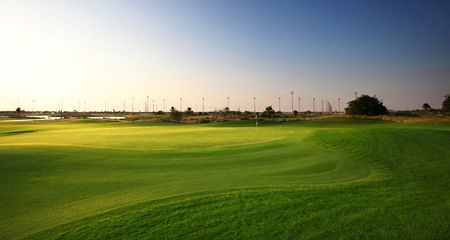 Hosting golf course for the event: The 7th AESGC International Pro-Am