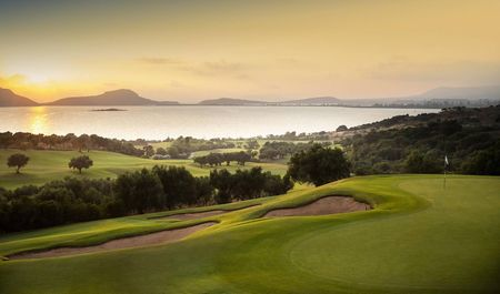 Hosting golf course for the event: Messinia Pro-Am