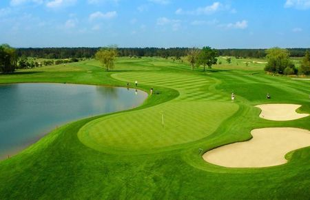Foehrenwald Golf Club Cover Picture