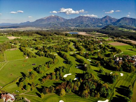 Overview of golf course named Golfclub Golfpark Klopeinersee-Sudkarnten