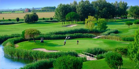 Overview of golf course named Golf Pra' Delle Torri Caorle