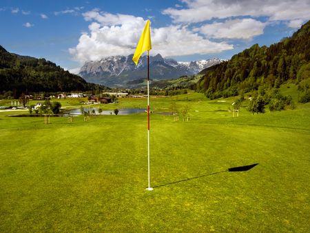 Overview of golf course named Open Golf Saint Johann Alpendorf