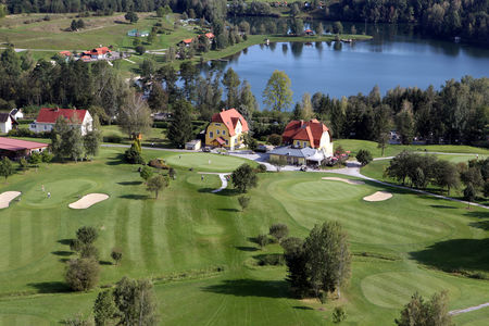 Overview of golf course named Golf Club Erzherzog Johann Maria Lankowitz