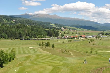 Styrian Mountain Golf Mariahof Cover