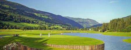 Overview of golf course named Golfclub Murau-Kreischberg