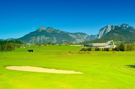 Overview of golf course named Golfclub Ausseerland