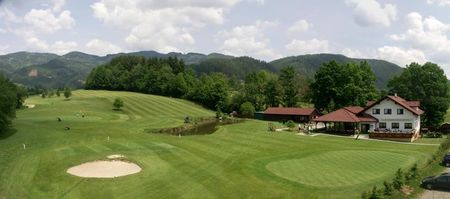 Overview of golf course named Golf-Club Saint Lorenzen Murztal