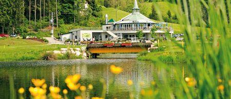 Overview of golf course named Golf Club Windischgarsten