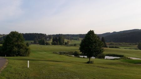 Overview of golf course named Golfclub Sterngartl