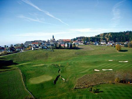 Overview of golf course named Golfclub Pfarrkirchen Im Muhlviertel