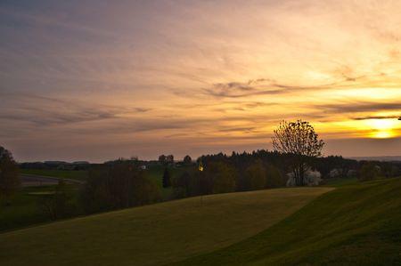 Overview of golf course named Golfclub Uber Den Dachern Von Passau