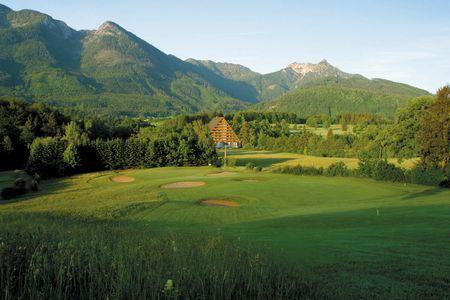 Overview of golf course named Golfclub Salzkammergut