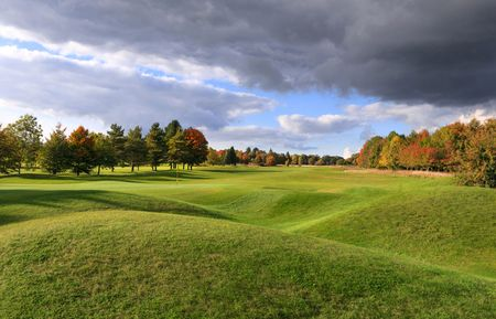 Minchinhampton Golf Club Cover Picture