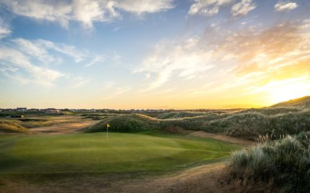 Cruden Bay Golf Club Cover Picture