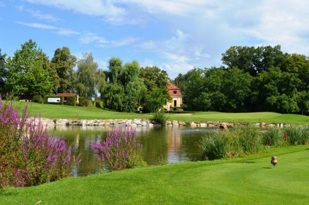 Overview of golf course named Golf Club Swarco Amstetten-Ferschnitz